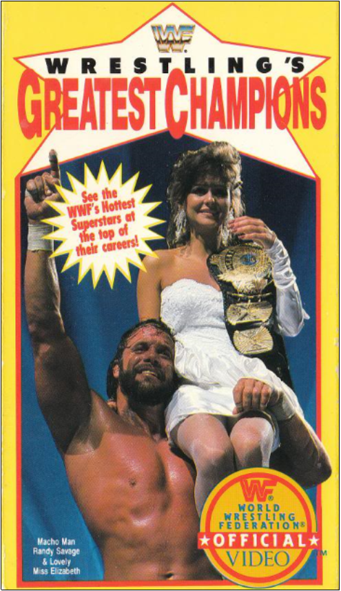 WS916 – Wrestling's Greatest Champions – History of Wrestling